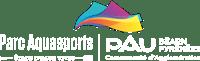 Parc Aquasports – Stade d'Eaux Vives Pau Béarn Pyrénées Logo